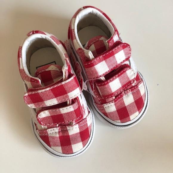 5ea4ac883db581 Toddler Vans Old Skool V - KDVY